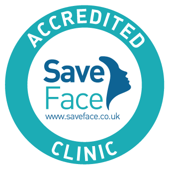 Save-Face-Accredited-Clinic-Logo - white back-min
